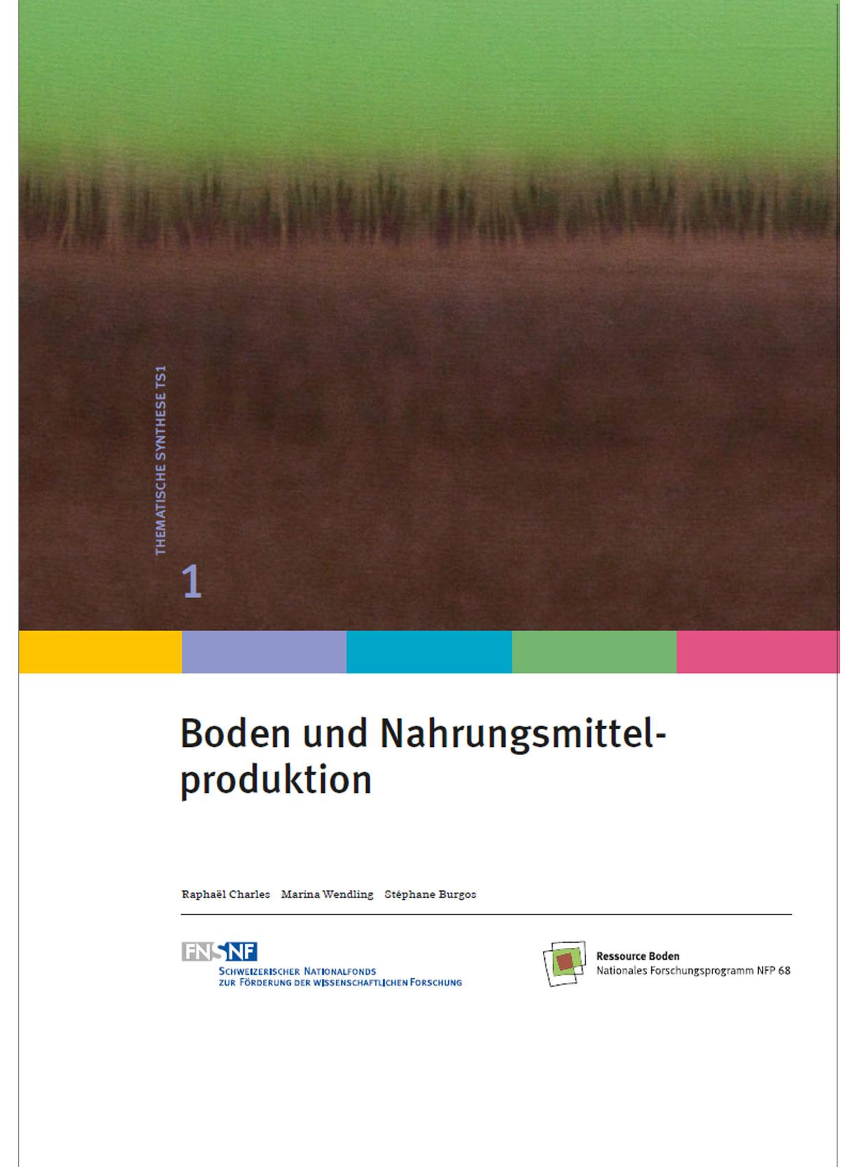 Boden Und Nahrungsmittel Produktion